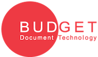 Budget Document Technology Logo